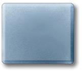 матовое зеркало Синее 133