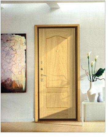 """Дверь - отделка """"Шпон"""""""