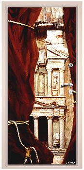 Театр истории: город Петра или дом Соломеи