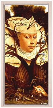 Древо истории живописи или Путаный сон в 15 веке